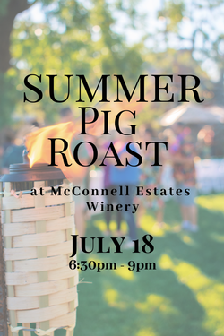 Wine Club - Summer Pig Roast