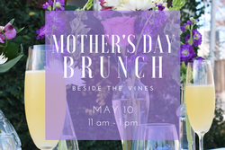 Wine Club - Mother's Day Brunch
