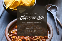 Wine Club 2019 Chili Cook Off